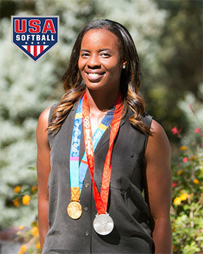 Natasha Watley Olympian USA Softball Coach